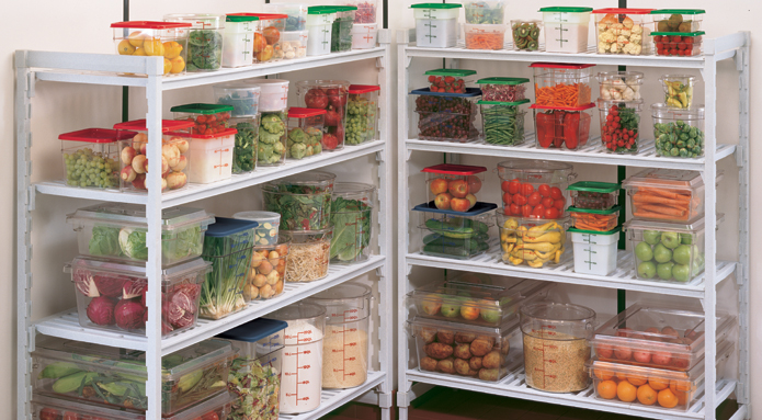 Techniques Used In Correctly Storing Food