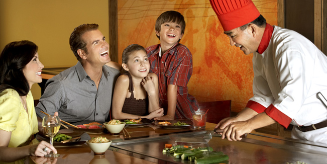 Some Suggestions: Chef's as well as their Families