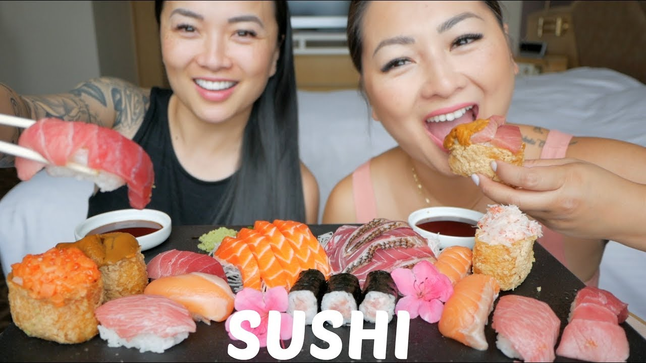 A Simple Guide for The Beginners to Eat the Best Sushi