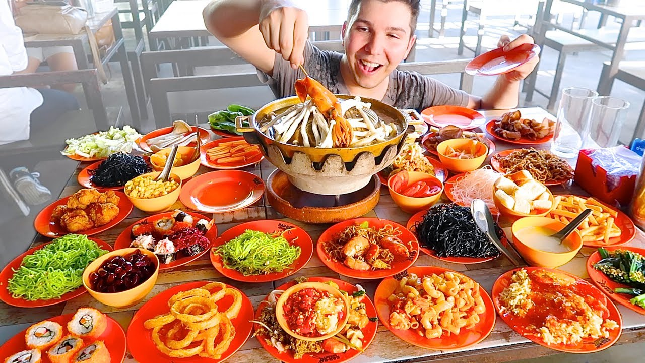 Choose The Smashing 'All You Can Eat Buffet' In The Best Way Possible